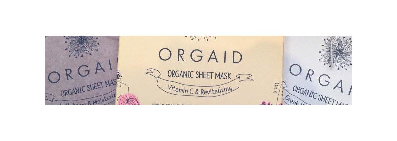 Tips til ORGAID økologiske sheet masker