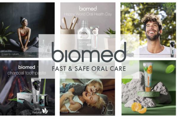 biomed - Naturlig mundpleje