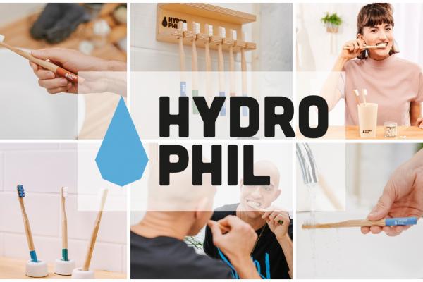 HYDROPHIL - Ikke bare en bambustandbørste