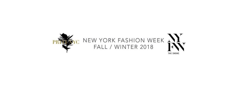 PRITI NYC viser neglelak trend på catwalken til New York Fashion Week Efterår Vinter 2018