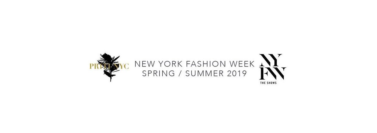Kom med PRITI NYC neglelak på runway og bagstage til New York Fashion Week forår sommer 2019