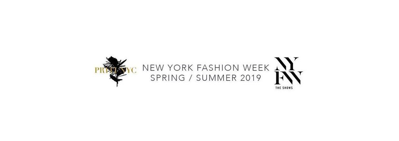Kom med PRITI NYC neglelak på runway og bagstage til New York Fashion Week forår sommer 2019