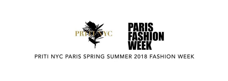 PRITI NYC neglelak på catwalken i Paris forår & sommer moden 2018