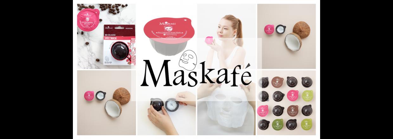 Maskafé - Koreanske Sheet Masks