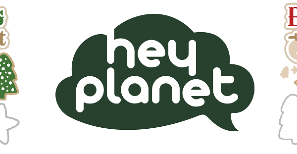 Christmas recipes from hey planet