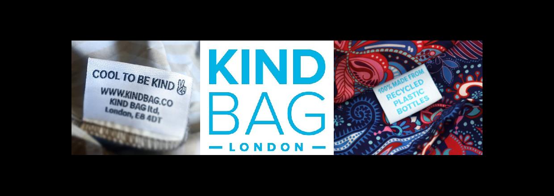Bæredygtige indkøbstasker fra KIND BAG