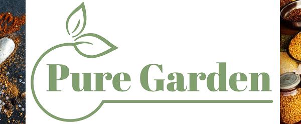 Smag på verden med Pure Garden