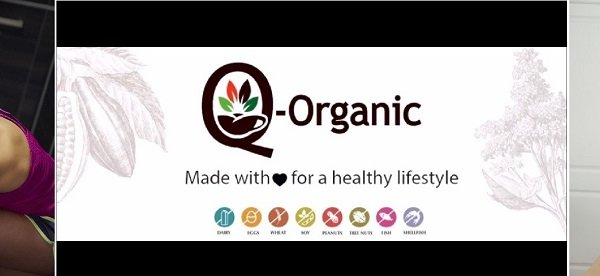 Få Økologisk Protein med Q-SHAKE