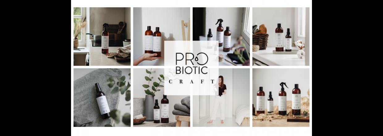 PROBIOTIC CRAFT - Probiotika til dit hjem