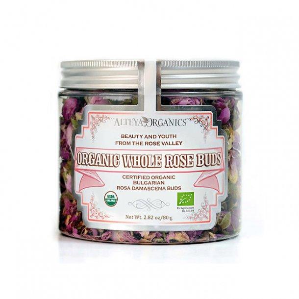Alteya Organics - Organic Whole Rose Buds Tea