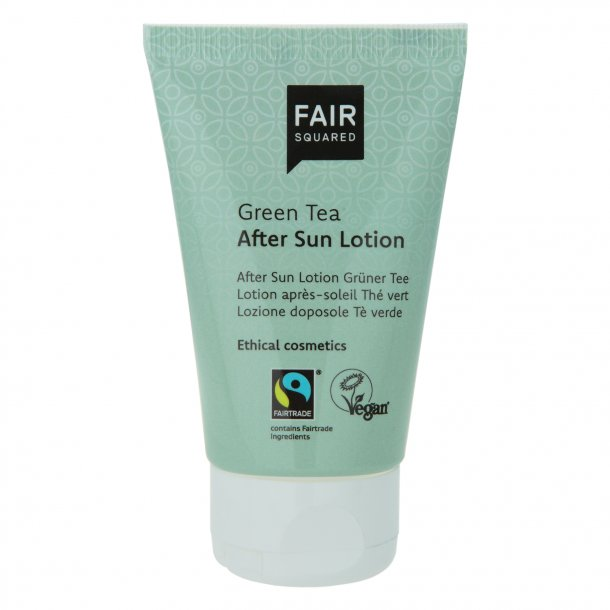 FAIR SQUARED - Green Tea After Sun Lotion