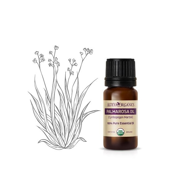 Alteya Organics - Bio Palmarosa Oil