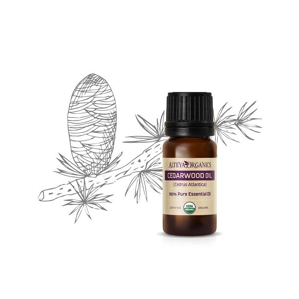 Alteya Organics - Bio Cederwood Oil