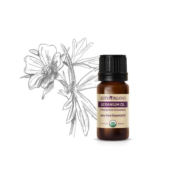Alteya Organics - Bio Geraium Oil