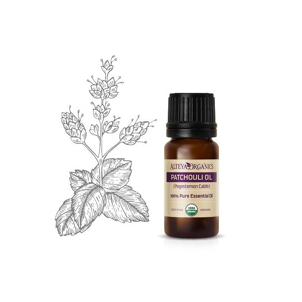 Alteya Organics - Bio Patchouli oil