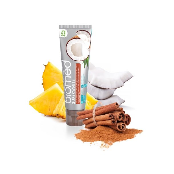 biomed® - superwhite toothpaste