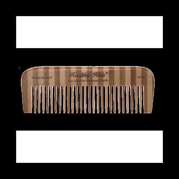 Olivia Garden - HEALTHY HAIR Bambus Kam 4