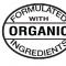 ORGAID Display med 12 stk. Vitamin C & Revitalizing Organic Sheet Mask