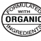 ORGAID borddisplay med 6 stk. 4-pak  Vitamin C & Revitalizing Organic Sheet Mask