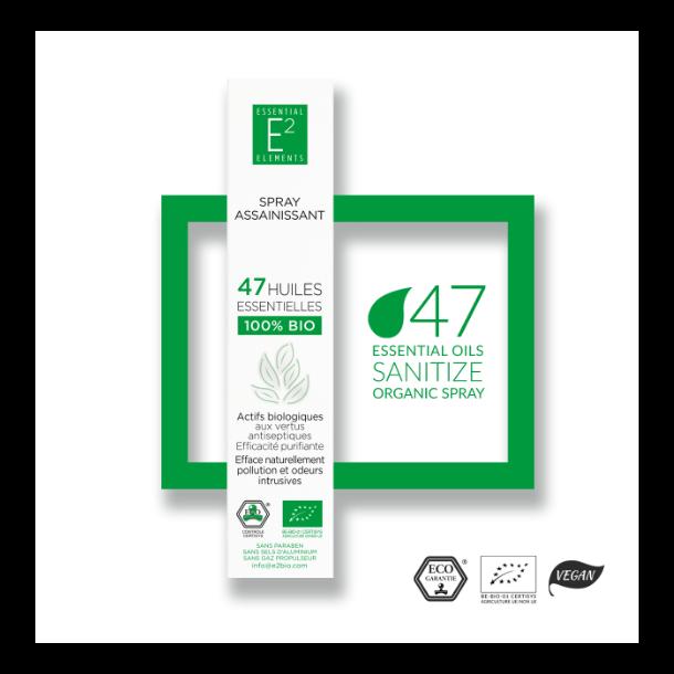 E2 ESSENTIAL ELEMENTS - Sanitizing Spray