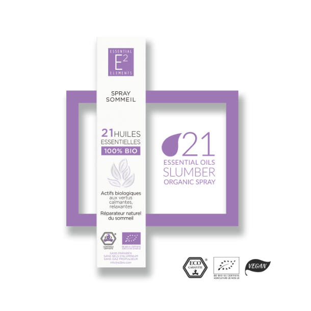 E2 ESSENTIAL ELEMENTS - Sleep Room Spray