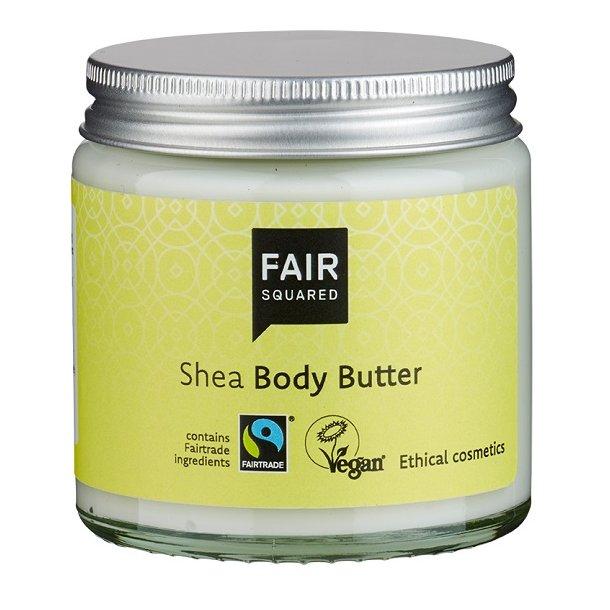 FAIR SQUARED - Shea Body Butter - Zero Waste