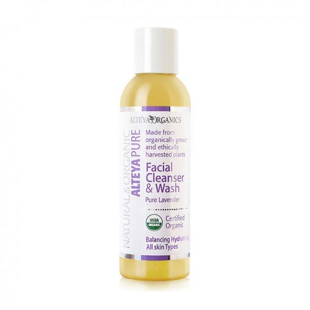 Alteya Organics - Pure Lavender Facial Cleanser