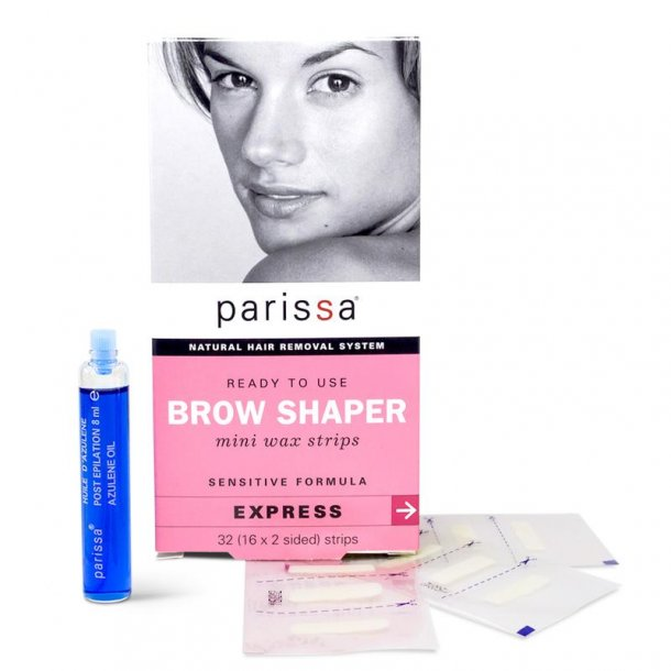 Parissa - Wax Strips Brow Shaper