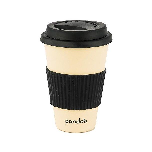Pandoo - Bamboo Mug To Go in Beige