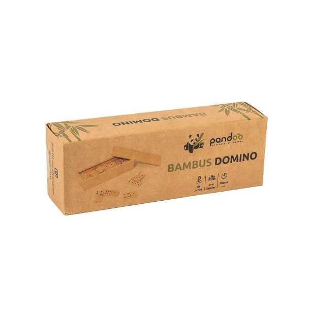 Pandoo - Domino i Bambus
