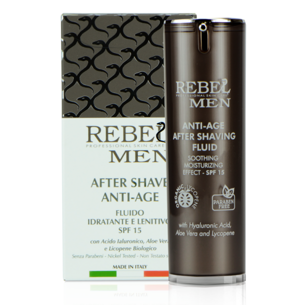 Rebel Men - Aftershave Balm