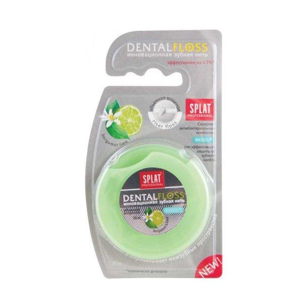 SPLAT® - Dental Floss Bergamot / Lime
