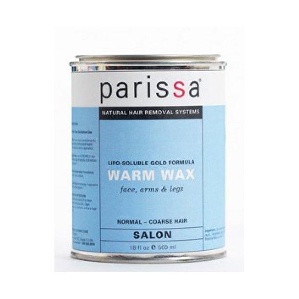Parissa Professional - Warm Wax Gold