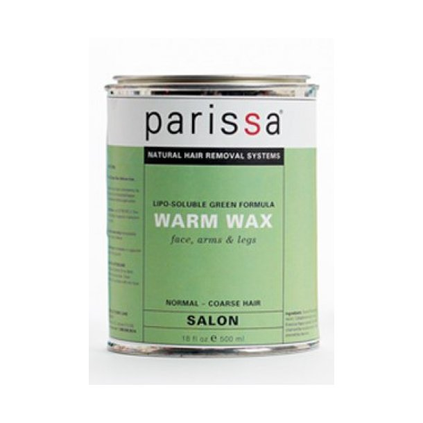 Parissa Professional - Warm Wax Green