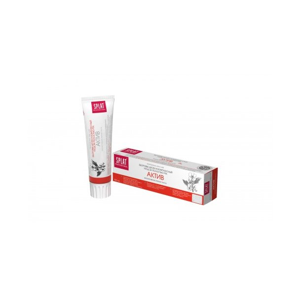 SPLAT® - Toothpaste Active