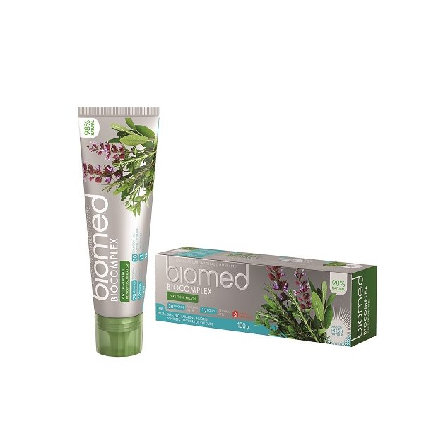 biomed® - biocomplex toothpaste