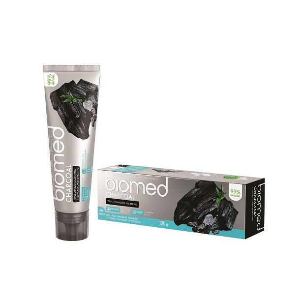 biomed® - charcoal tandpasta