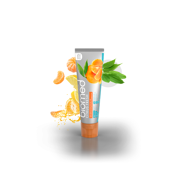 biomed® - citrus fresh toothpaste