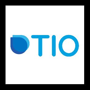 TIO udskiftelige tandbørstehoveder
