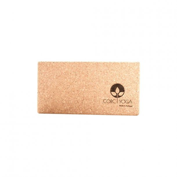 CORC YOGA - Cork Yoga Block in Small