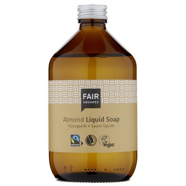 FAIR SQUARED - Almond Liquid Soap - Zero Waste