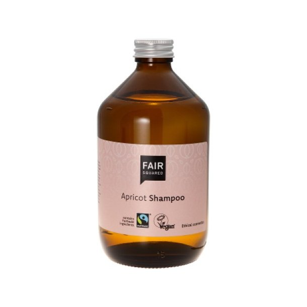 FAIR SQUARED - Apricot Shampoo - Zero Waste