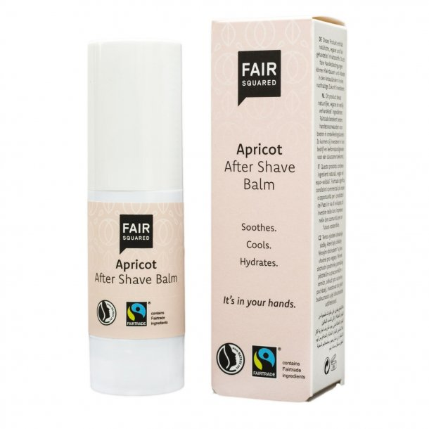 FAIR SQUARED - Apricot Aftershave Balm Woman