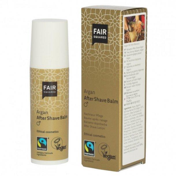 FAIR SQUARED - Argan Aftershave Balm 30ml