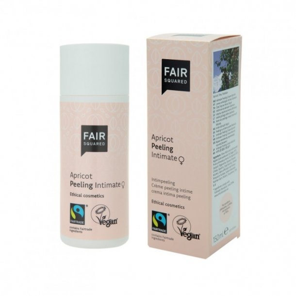 FAIR SQUARED - Apricot Intimate Peeling