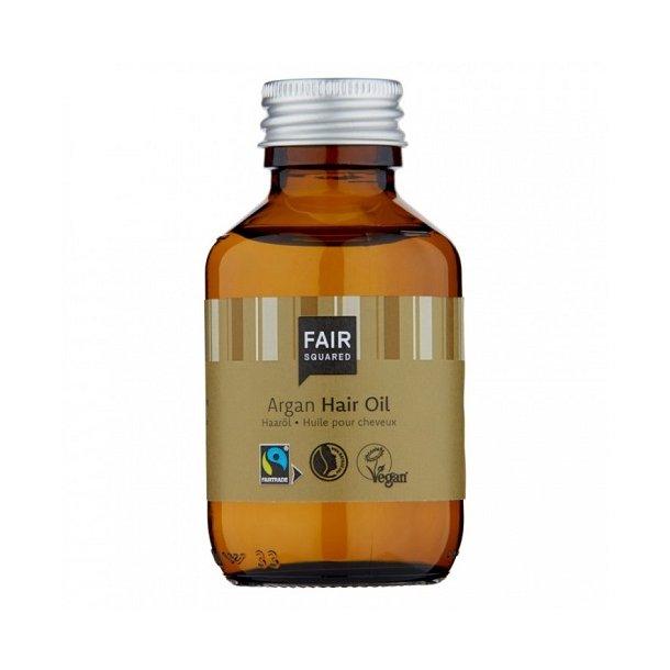 FAIR SQUARED - Argan Hair Oil - Zero Waste