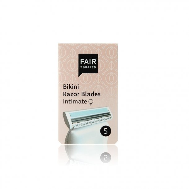 FAIR SQUARED - Bikini Razor Blades