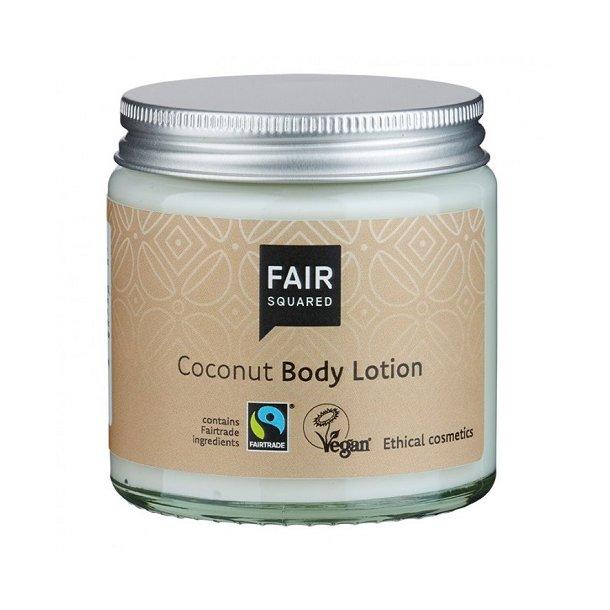 FAIR SQUARED - Coconut Body Lotion - Zero Waste