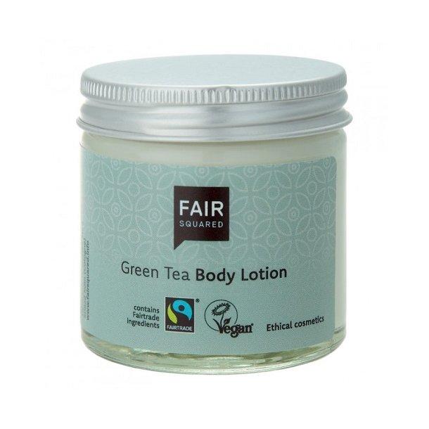 FAIR SQUARED - Green Tea Body Lotion - Zero Waste
