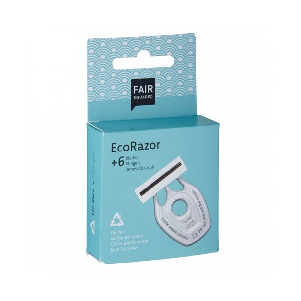 FAIR SQUARED - Eco Razor - Upcycling